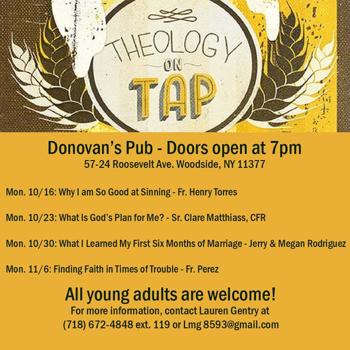 Fall 2017 Theo on Tap