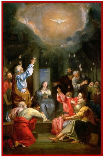 picture of pentecost